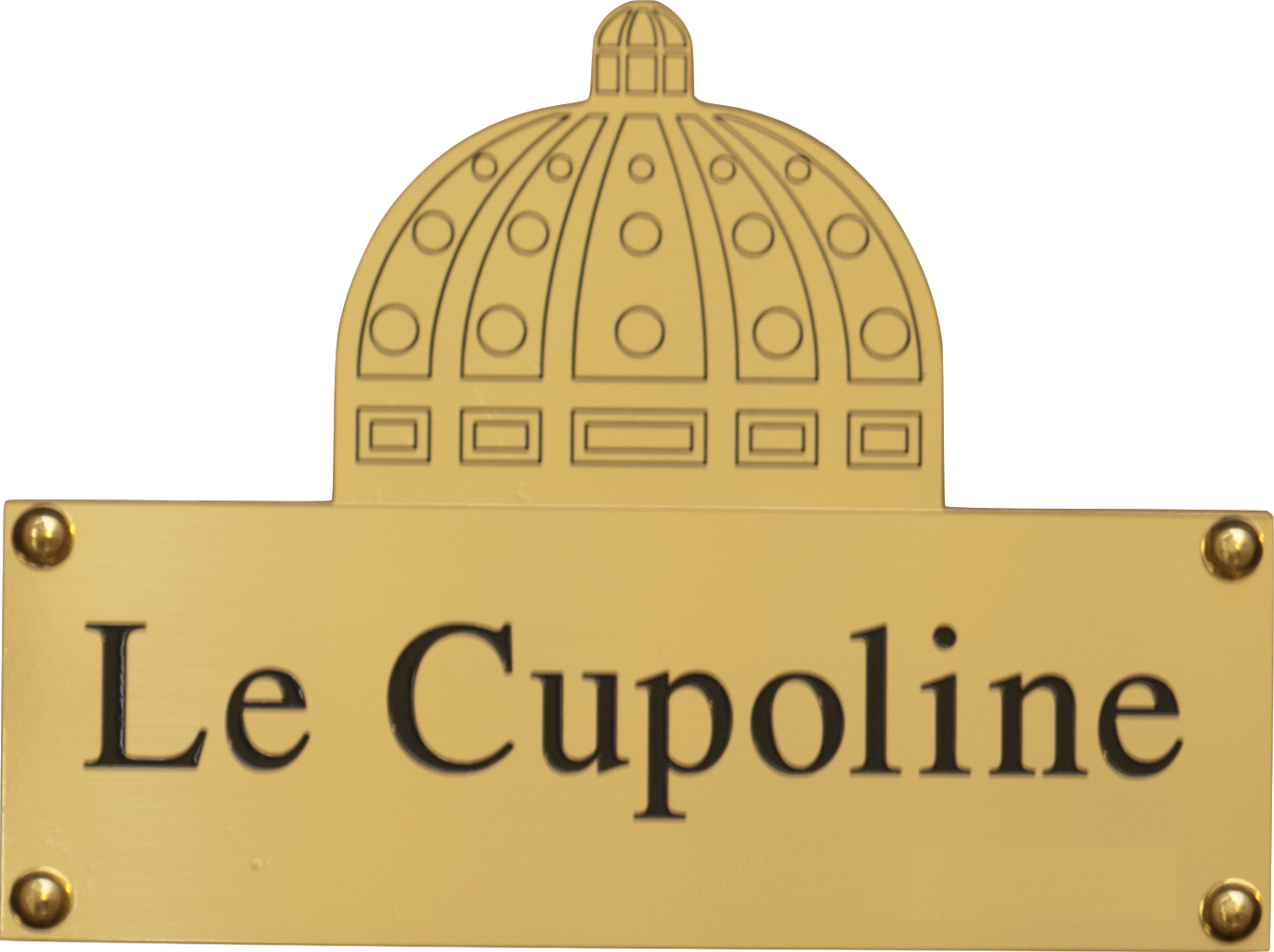 Le Cupoline